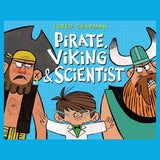 Pirate, Viking & Scientist STEM Picture book for kids