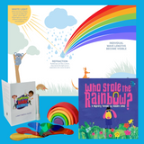 Preschool Rainbow Bundles Science Kit for kids aged 4 to 6-years-old