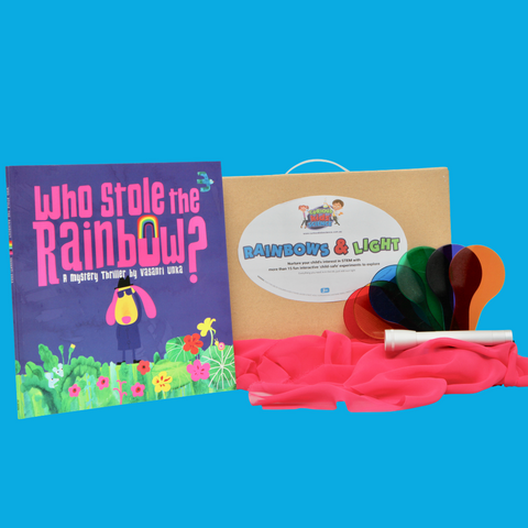 Rainbows and Light Optics Science Kit Value Pack for kids Australia