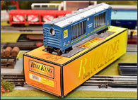 MTH O Gauge Rolling Stock