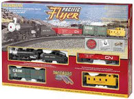 #00692 - Pacific Flyer HO Ready to Run Set