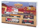 #00740 - Canyon Chief HO Ready to Run Set