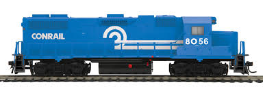 85-2047-0 - Conrail GP38-2 Diesel With Proto-Sound 3.0 - Cab No. 8056