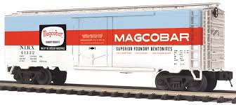 20-94276 - Magobar Foundry Products Reefer Car