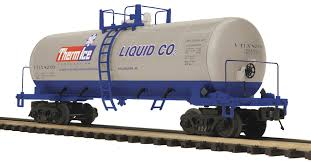 20-96236 - Therm Ice Corporation Tank Car