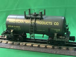 20-96743 - American Maze Products Co. 8000 Gallon Tank Car