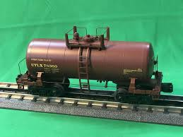 20-96744 - Union Tank Car Line 8000 Gallon Tank Car