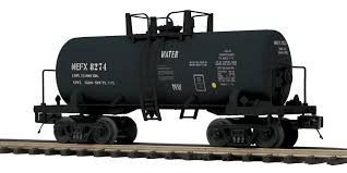20-96746 - Maintenance of Way 8000 Gallon Tank Car