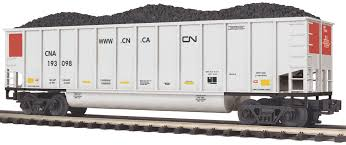 20-97832 - Coalporter Hopper Car Canadian National