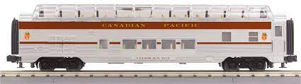 30-67838 - Canadian Pacific 60' Streamlined ABS Full-Length Vista Dome Car