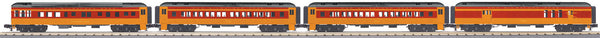 30-69197 - Milwaukee Road 4-Car 60' Madison Passenger Set