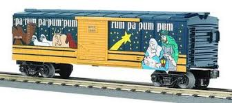 30-7434 - 1999 Holiday Box Car