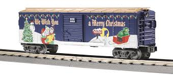30-7454 - Christmas 2000 Box Car