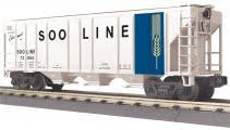 30-75527 - SOO Line Ps-2 Discharge Hopper Car