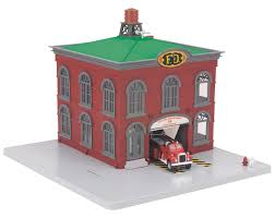 30-9196 - Engine Company 54 Operating Firehouse