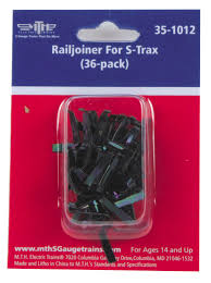 35-1012 - Railjoiner For STrax (36-Pack)