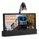 6-37986  NJ TRANSIT BLINKING LIGHT BILLBOARD