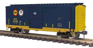 70-74096 - CSX 40' Box Car - CSX (Safety Train)