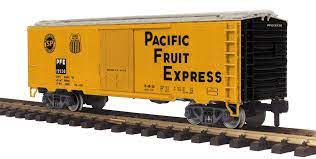 70-78048 - Pacific Fruit Express  40' Reefer Car