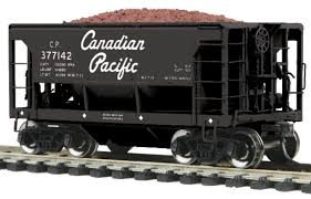 80-97033 - Canadian Pacific 70-Ton Center Discharge Ore Car #377142