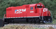 85-2058-1 -  CP Rail   GP38-2 Diesel With Proto-Sound 3.0 - Cab No. 4404