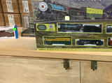 "USED - Lionel NO 1650 ""O27"" 5-Car ""Guardian"" Steam Freight Set - LOT 11"