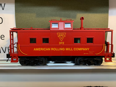 "30-77338 ARMCO Caboose - American Rolling Mill Company ""Exclusive"""