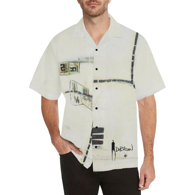 All-over Shirts Abstract Essential Hawaiian Shirt