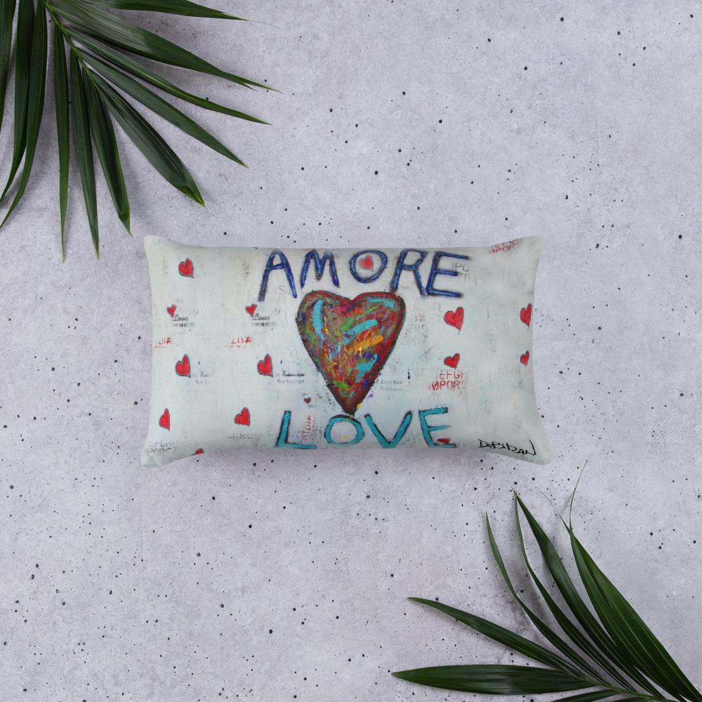 Amore Love Pillow