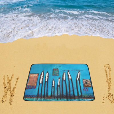 "Beach Mats Familytogether beach mat Beach Mats 78""x 60"""