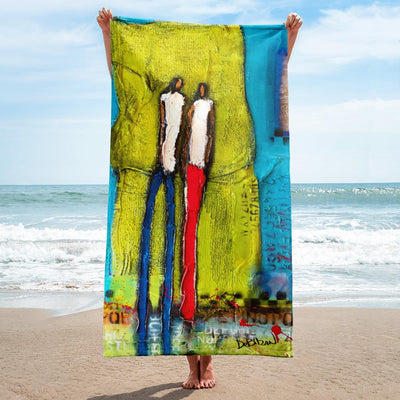 Beach Towel 1245 Towel