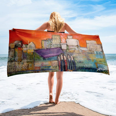 Beach Towel All Together Beach Towel