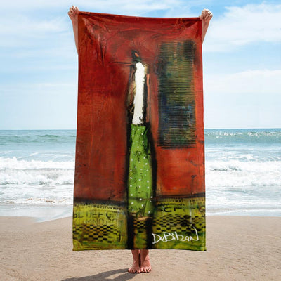 Beach Towel Baby Girl Towel