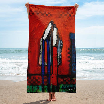 Beach Towel True Love Towel