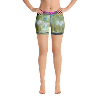 Butterfly Exercise Shorts