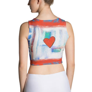 DeBilzan Findings Crop Top