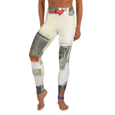 DeBilzan IGLF yoga Leggings