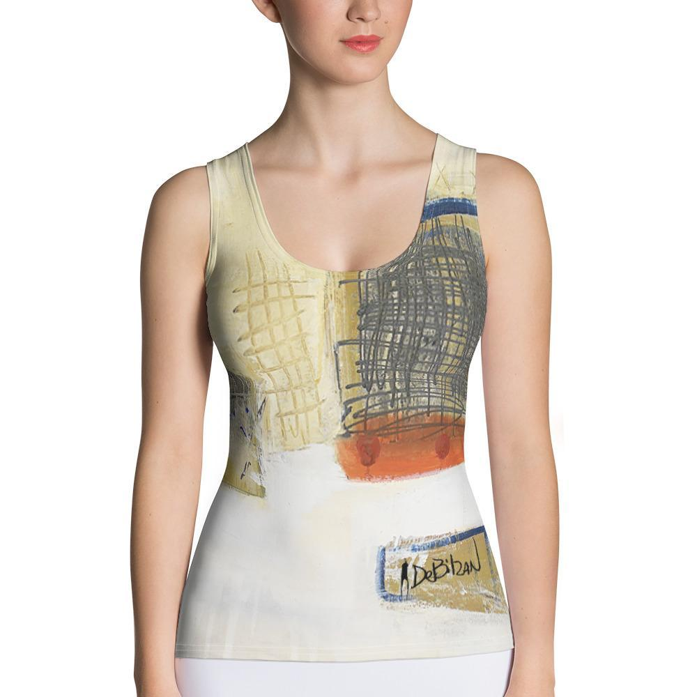 DeBilzan IGYF windows to the Soul Tank Top