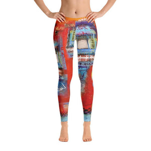 DeBilzan Once Upon A Time Leggings