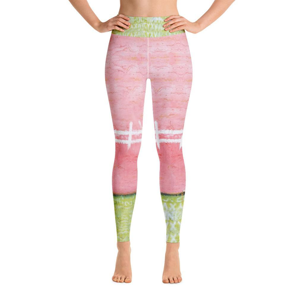 Debilzan So In Love long Yoga Leggings