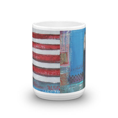 DeBilzan United We Stand Mug