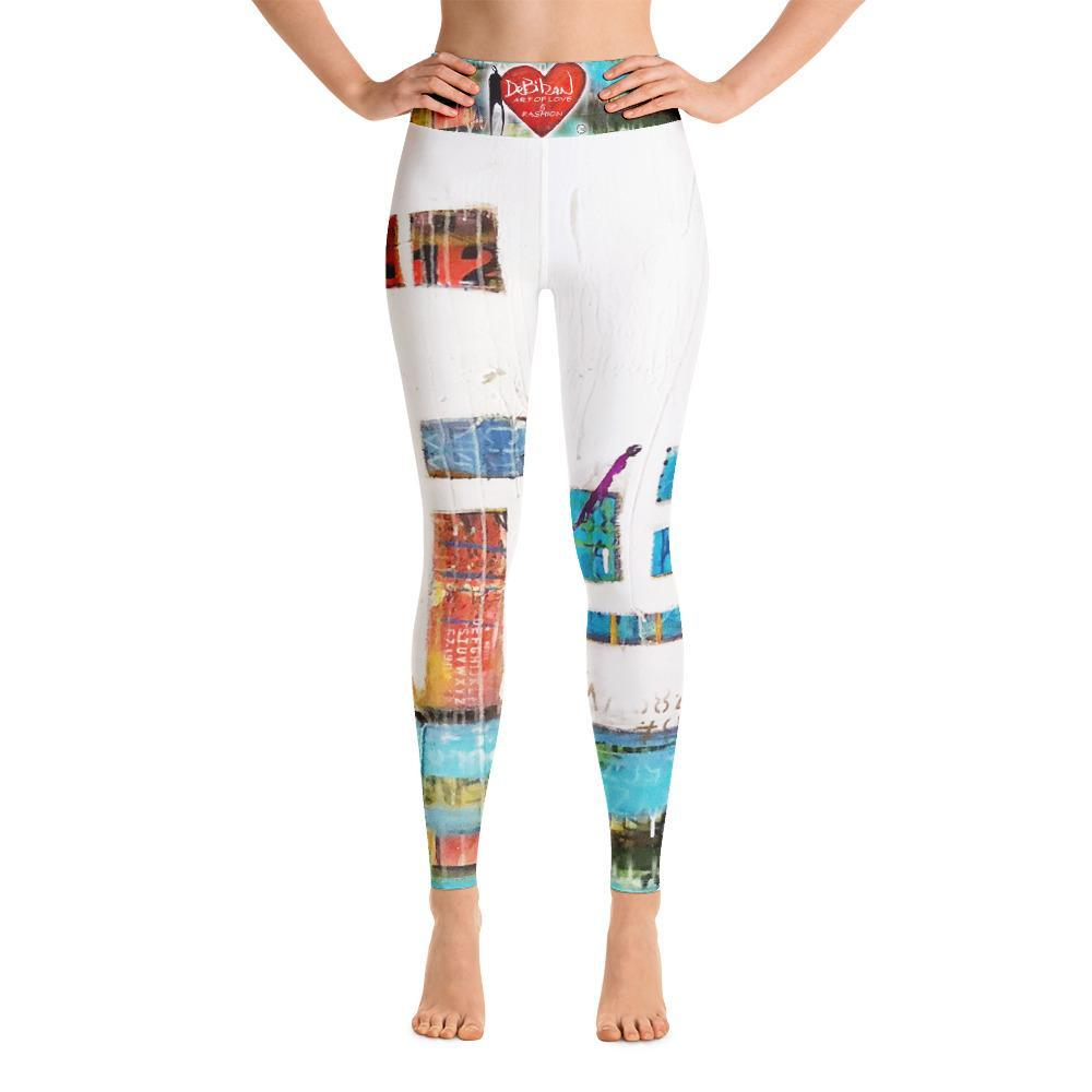 DeBilzan who You Love Yoga Leggings