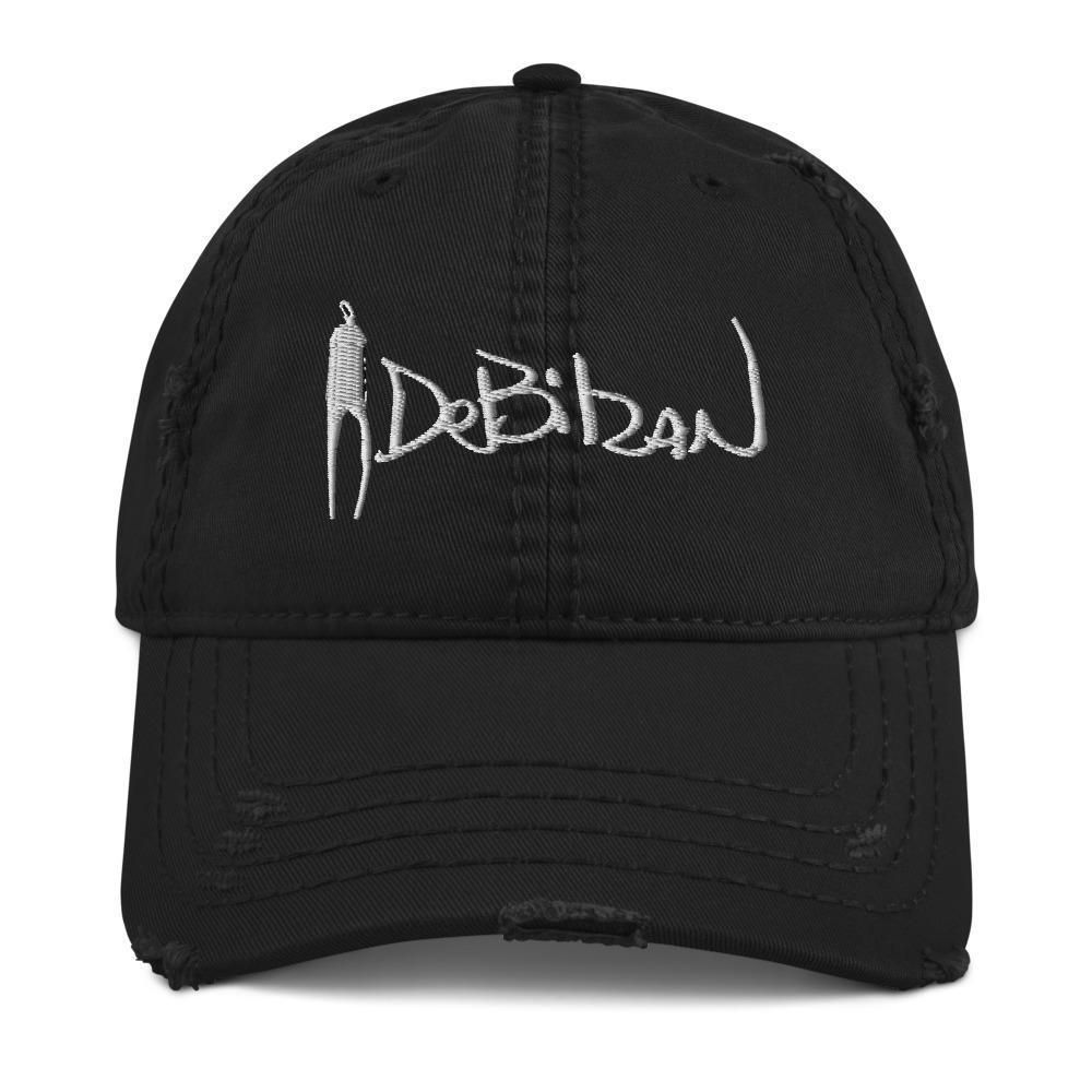 DeBilzan Distressed  Hat