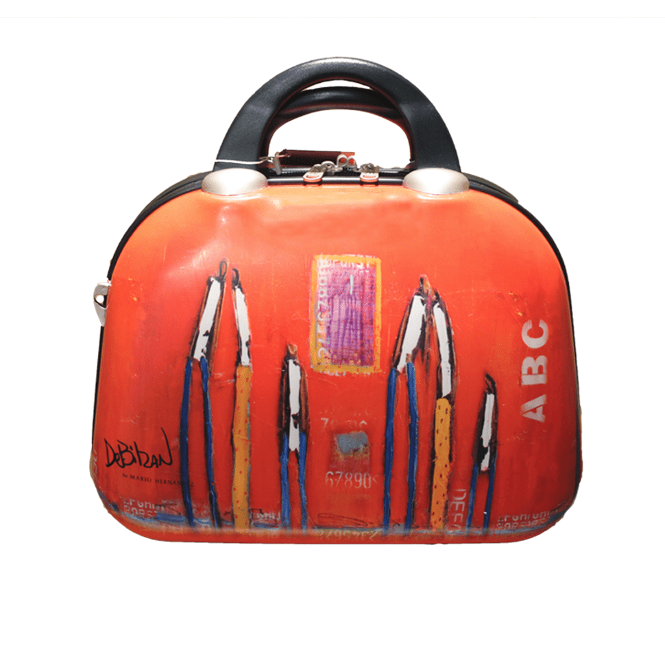 Family Travel Cosmetic Case