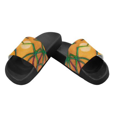 Flip Flops 2015-07-21 09.38.30 2 copy Women's Slide Sandals(Model 057)