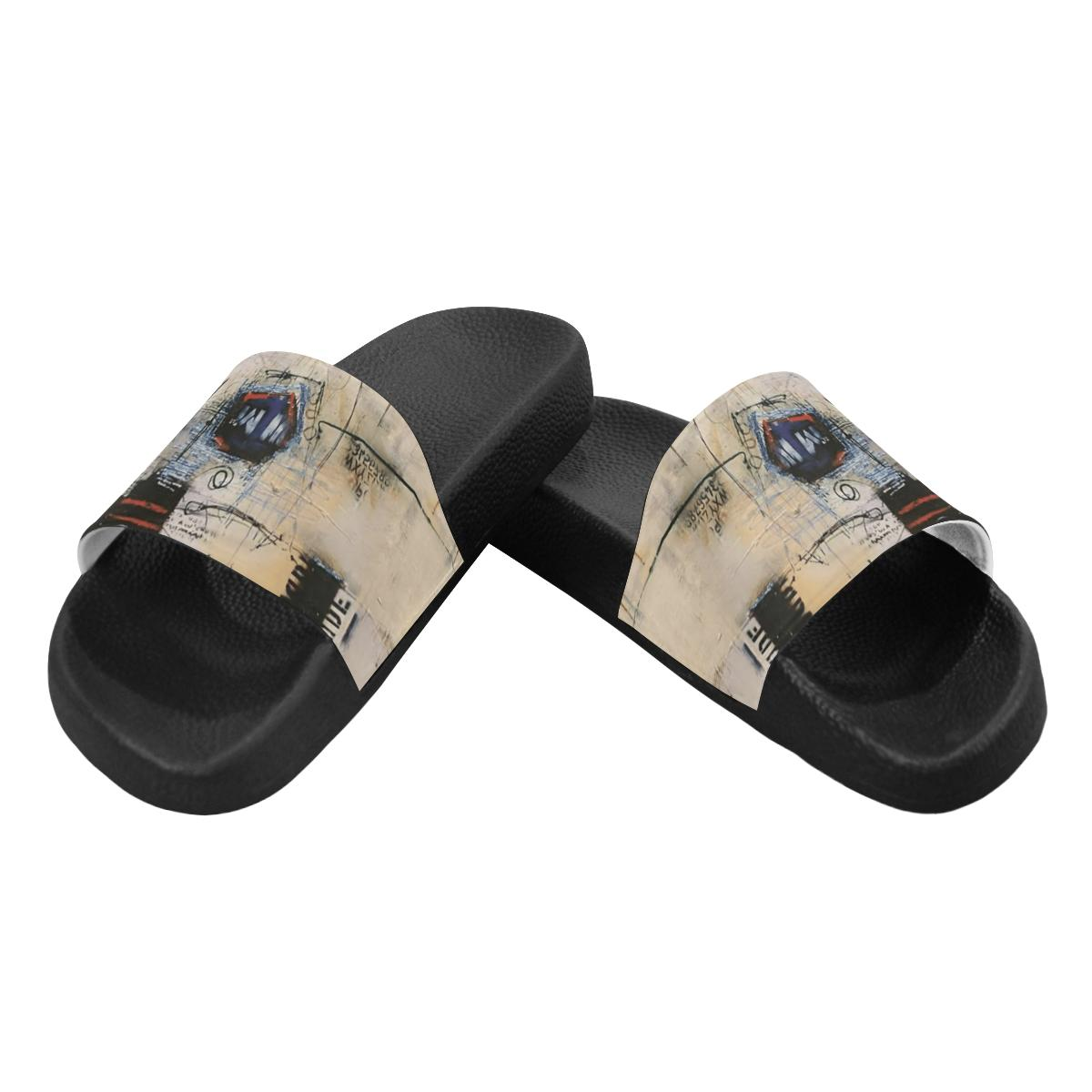 Flip Flops New Abstract Women's Slide Sandals