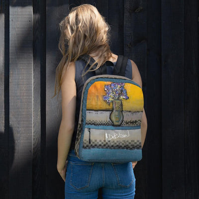 Sunshine & Flowers Backpack - DeBilzan Gallery