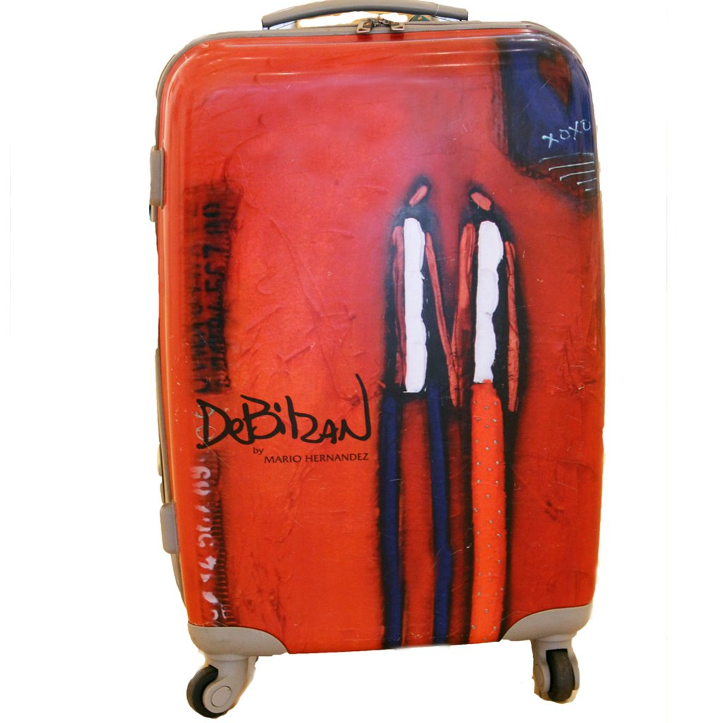 Holiday Time Travel Suitcase