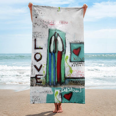In Love Towel