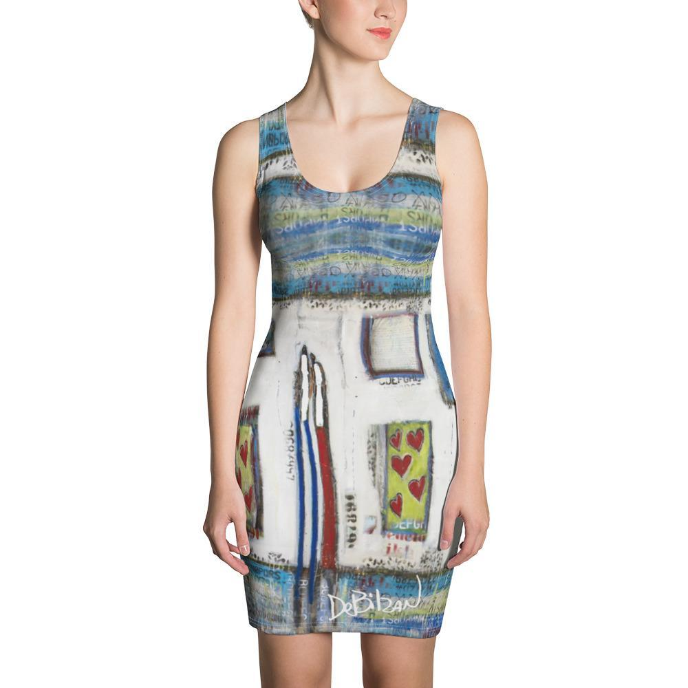 Love Garden One Piece Dress - DeBilzan Gallery